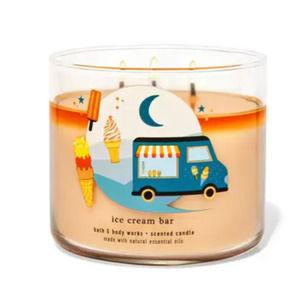 Bath & Body Works Ice Cream Bar Candle